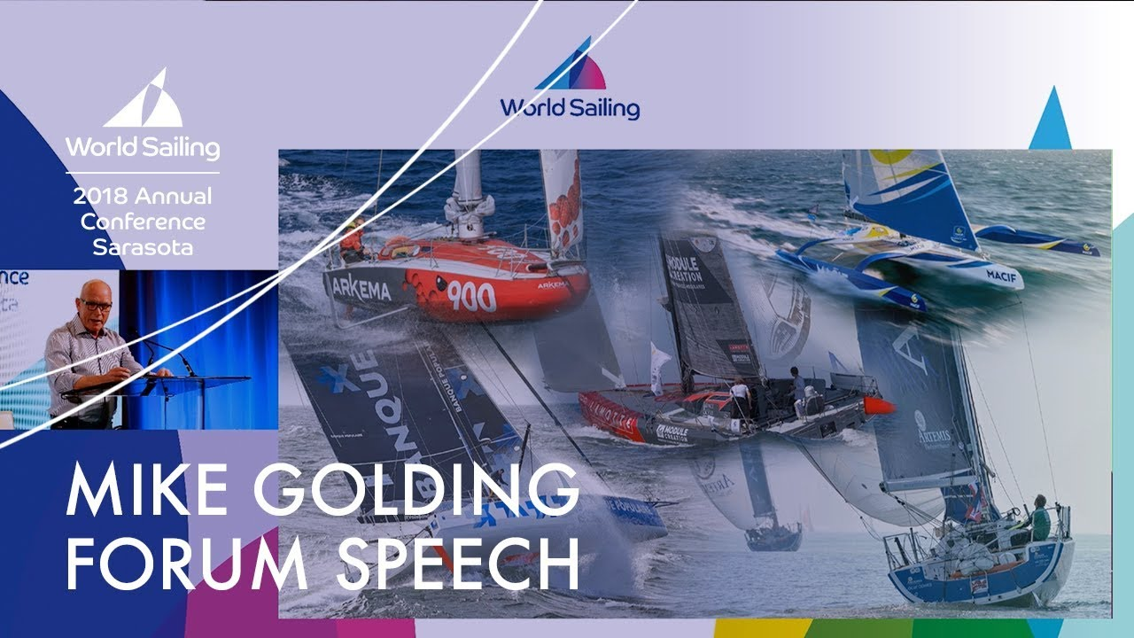 Mike Golding on the Future of Offshore and Keelboat Racing