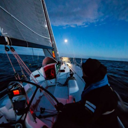 night-sailing