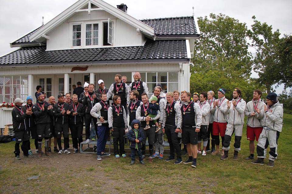 White Shadow och Kwanza toppar i Norge
