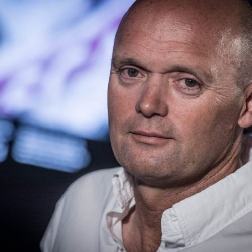 Nyfiken på… Mark Turner & Volvo Ocean Race