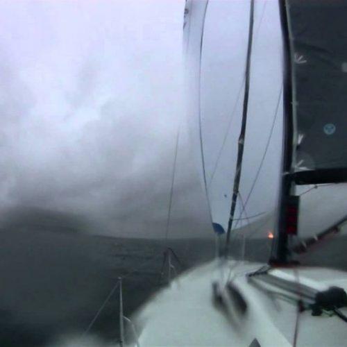 October Sailing = Fifty Shades of Grey