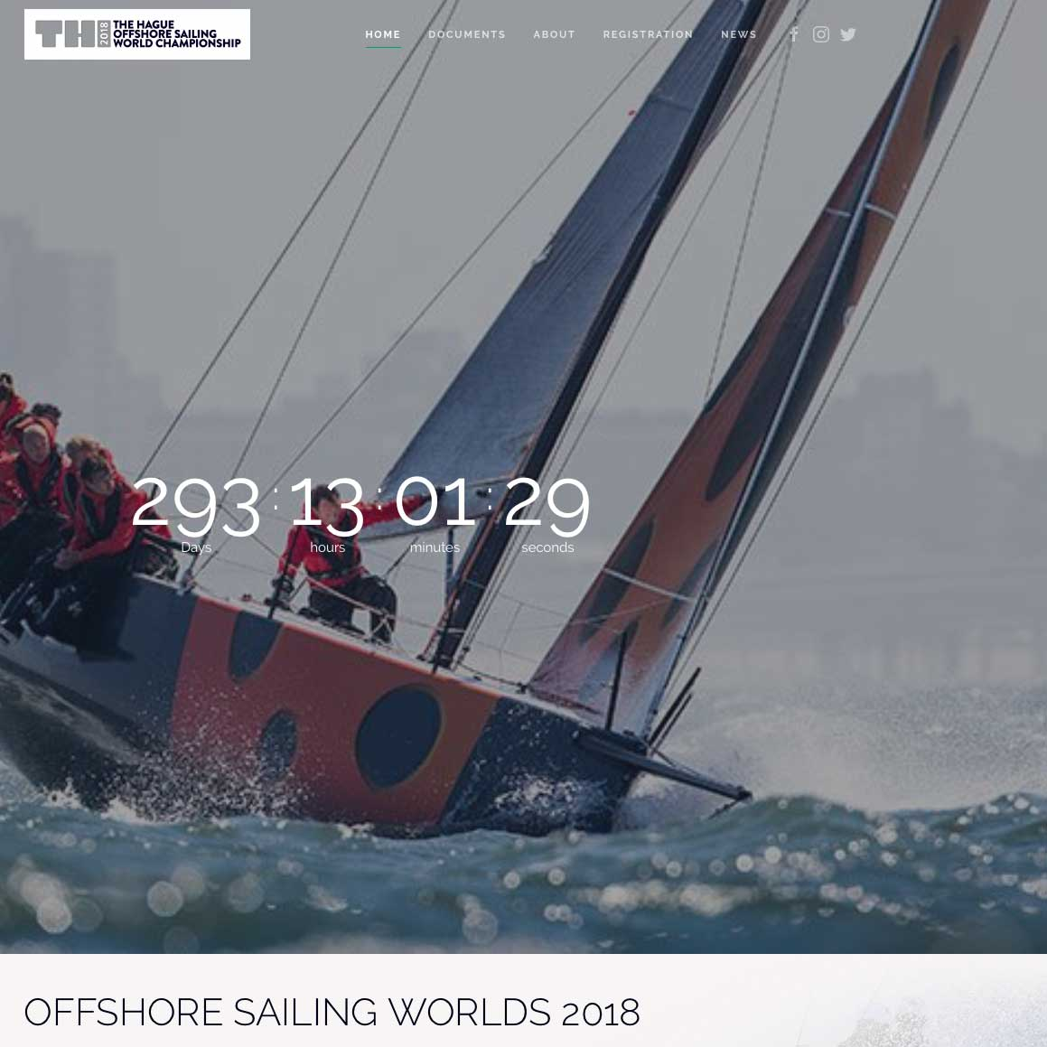 Offshore Sailing Worlds 2018 | planering?