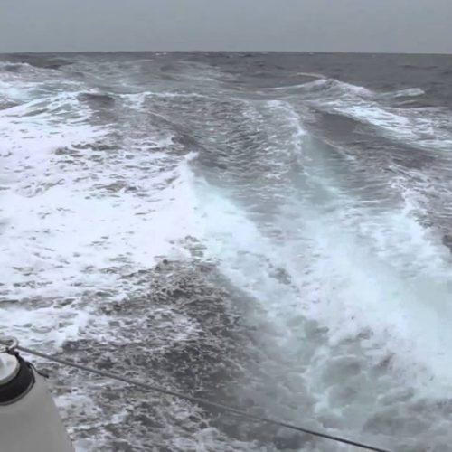 On Board Comanche – Transatlantic Race