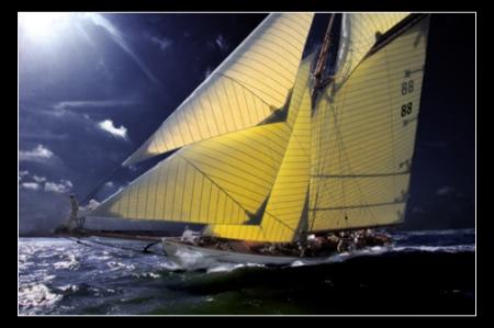 Nyfiken på… Patrick Eden, seglingsfotograf