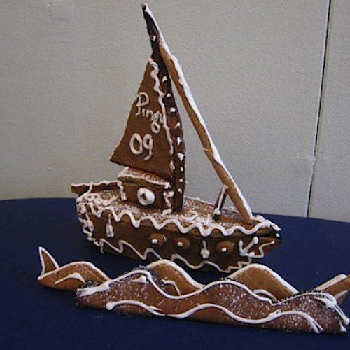 Pepparkaksbåt