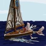 Sweetaste pepparkaksbåten 2010 | vinnare