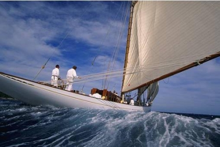 Nyfiken på… Peter McGowan, seglingsfotograf