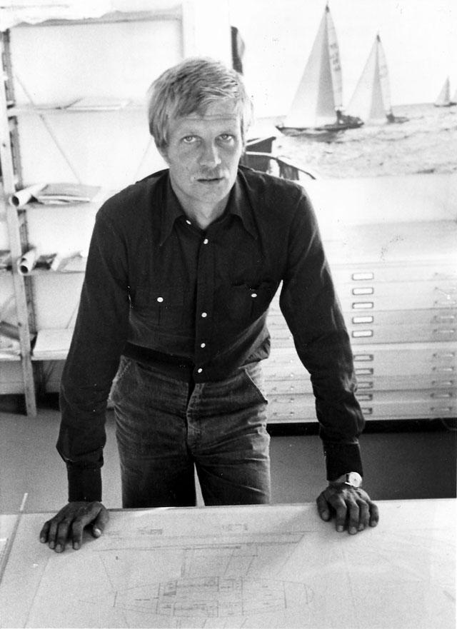 Sveriges främste båtkonstruktör?