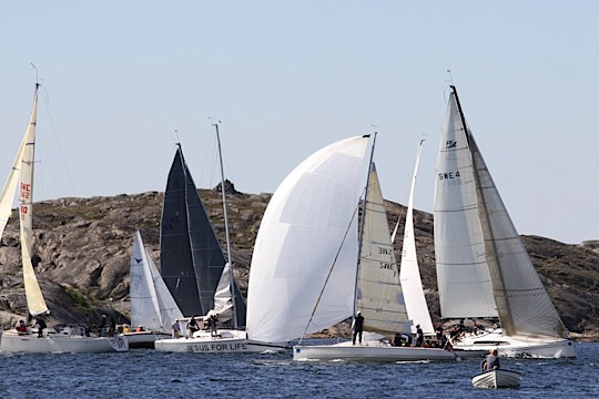 Pater Noster Race 2012