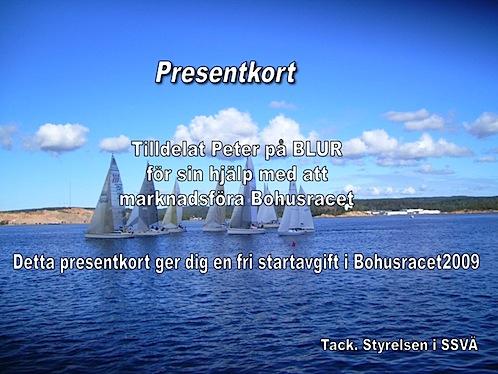Bohusracet 2009 | inbjudan
