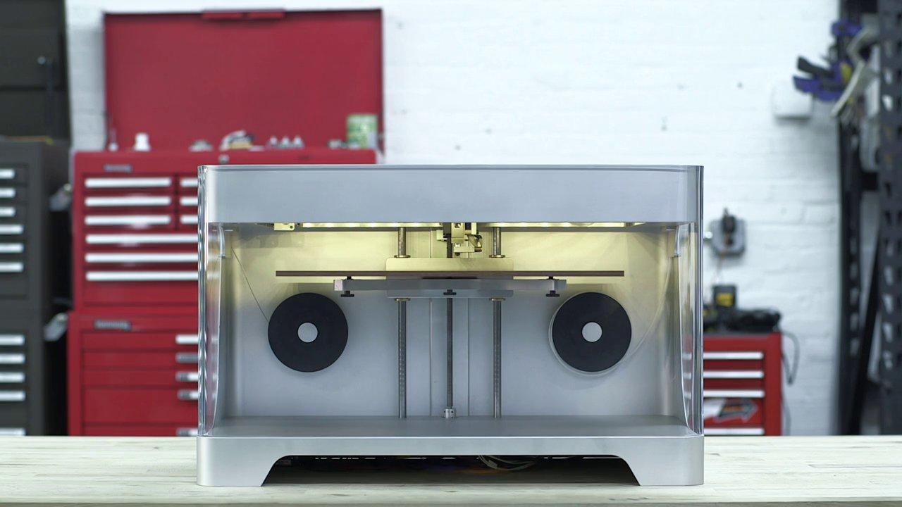 Printa 3D i kolfiber