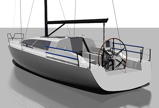 Yacht Design Project