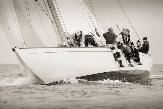 Wessel & Vett Classic Meter Yacht Cup