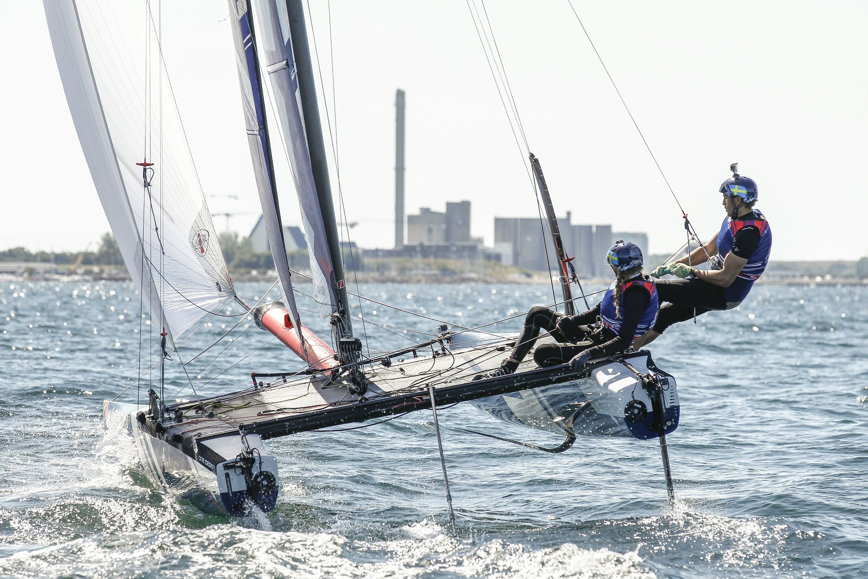 Red Bull Foiling Generation | Malmö