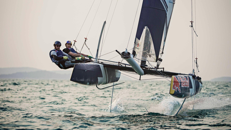 Red Bull Foiling Generation till Sverige