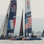 Red Bull Youth-temen har fått sina båtar