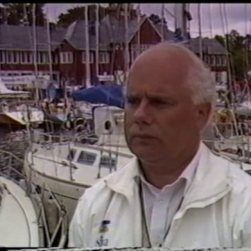 Retrosöndag… Gotland Runt 1985