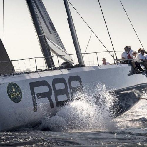 Rolex Middle Sea Race 2016