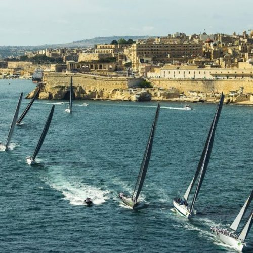 Rolex Middle Sea Race | Trash Talk