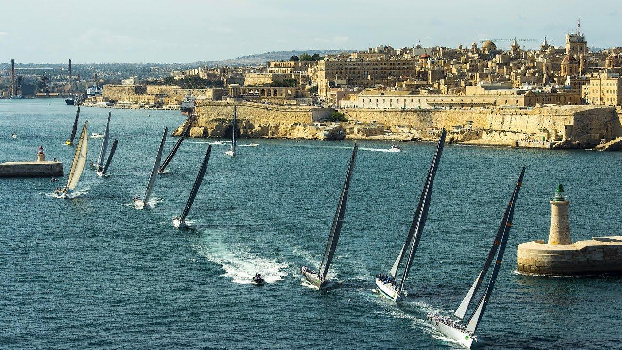 Rolex Middle Sea Race | Trash Talk