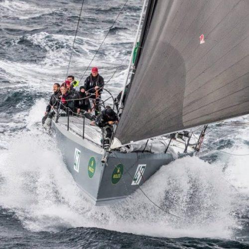 Rolex Sydney Hobart 2017 = Downwind