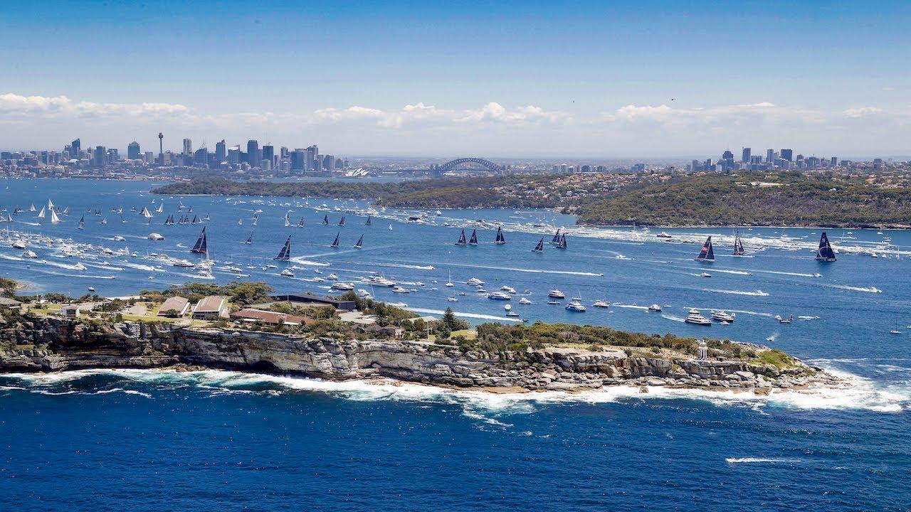 Inget Sydney Hobart 😢