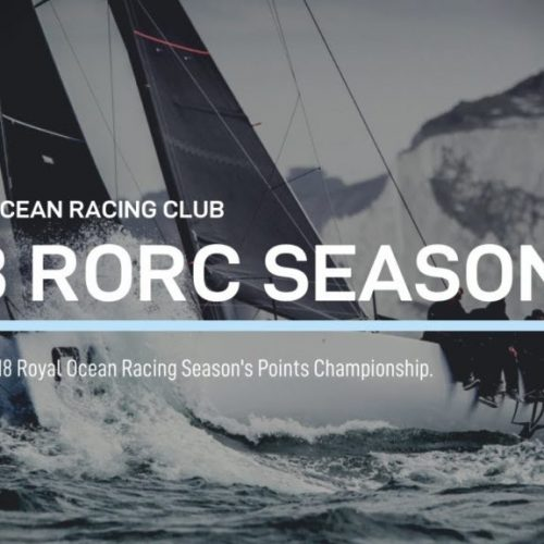 RORC Season's Points Championship 2018