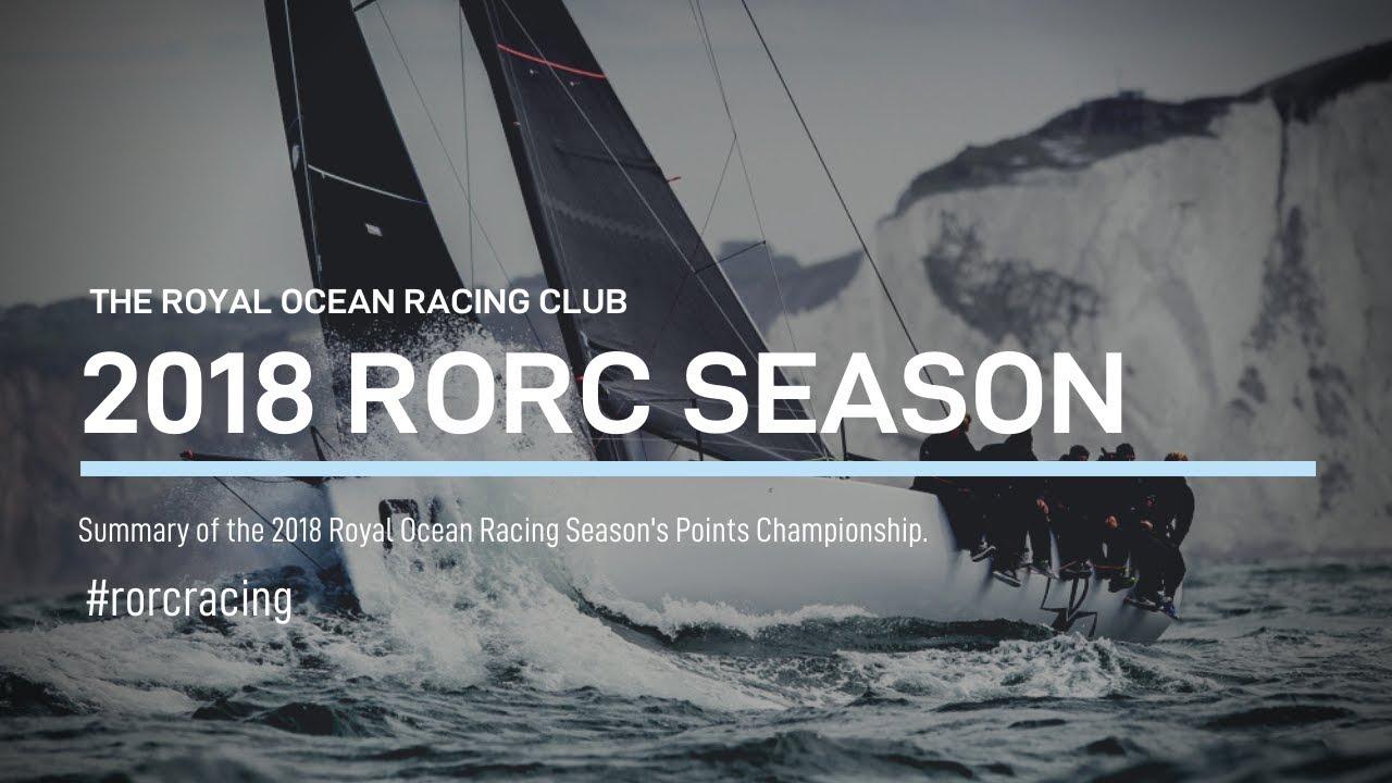 RORC Season's Points Championship 2018