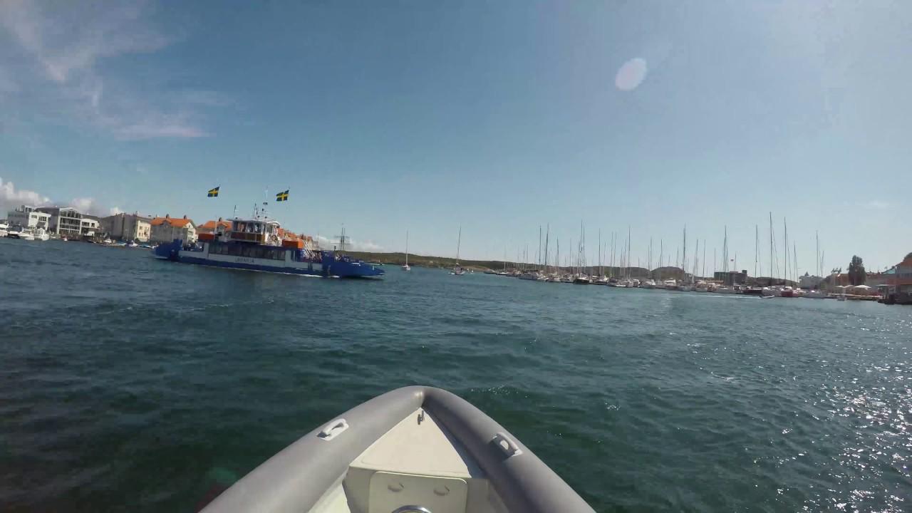 Rush Hour in the Archipelago
