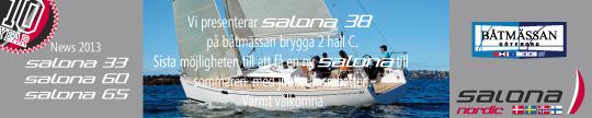Salona 38 Båtmässan