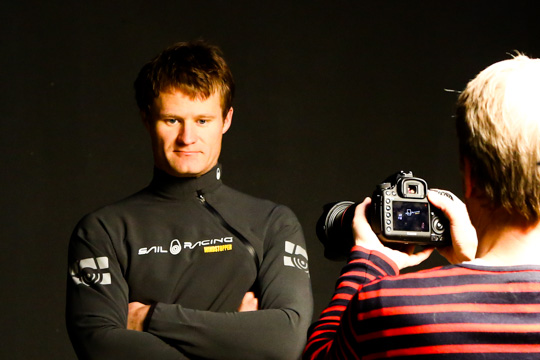 SAP Extreme Sailing Team | photo shoot