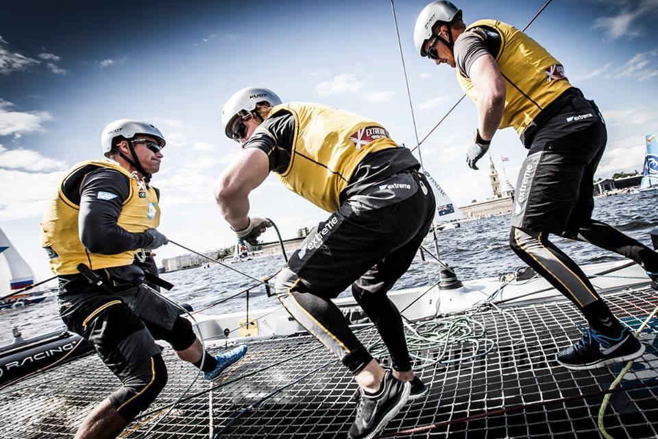Danska Team Trifork nya i M32 Cup