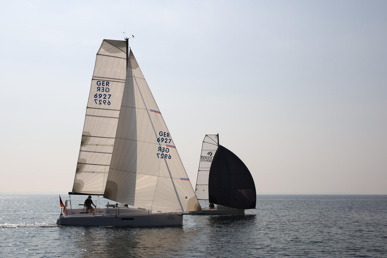 Provsegla Seascape 11-12 oktober