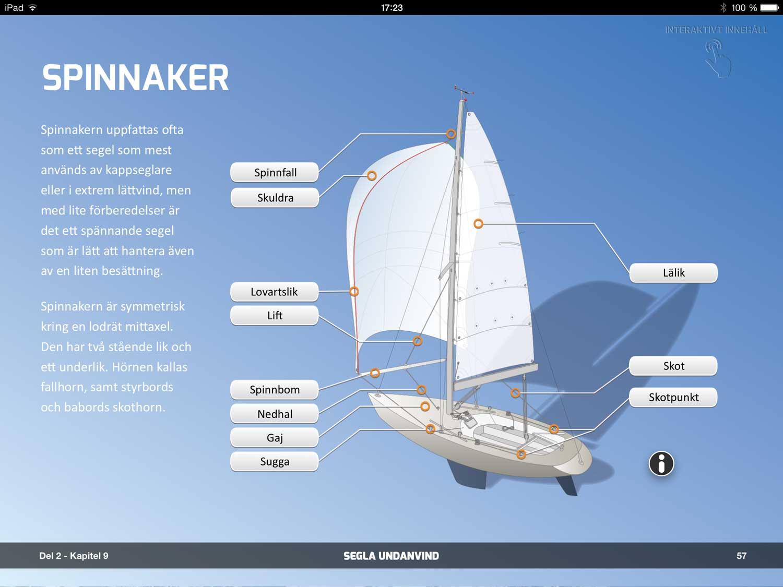 seglingshandboken-8-Spinnaker