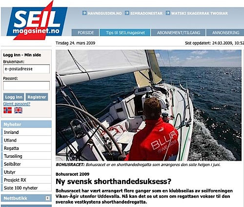Ny svensk shorthandedsuksess?