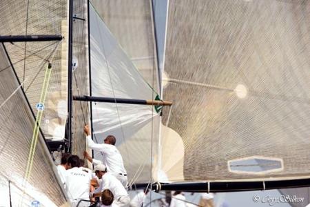 Nyfiken på… Cory Silken, seglingsfotograf