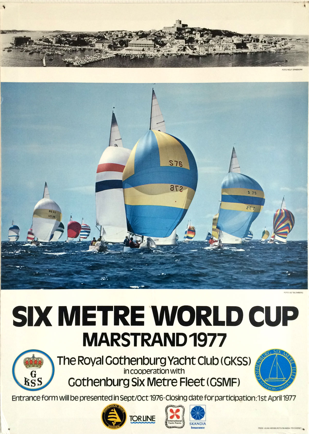 Six Metre World Cup 1977