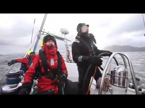 Skip Novak Storm Sailing | drivankare