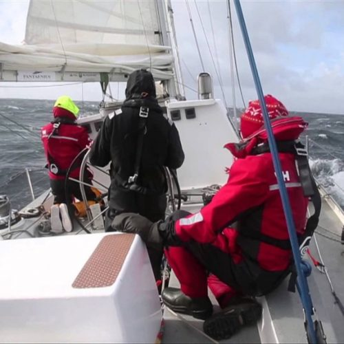 Skip Novak Storm Sailing | intro