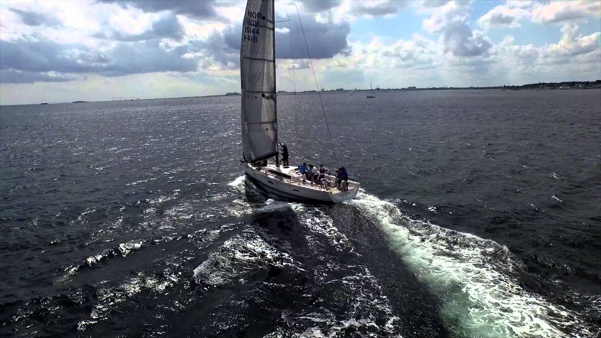 Snyggt från X-Yachts Gold Cup