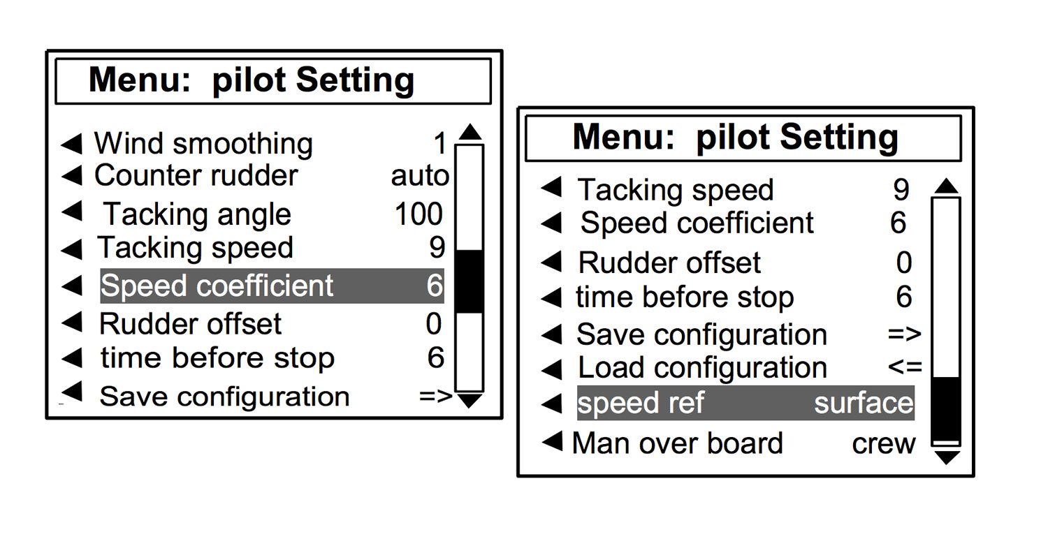 solosafety-gyropilot-settings
