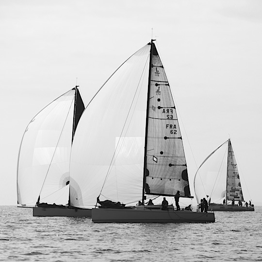 J/111 Blur³ | downwind sails