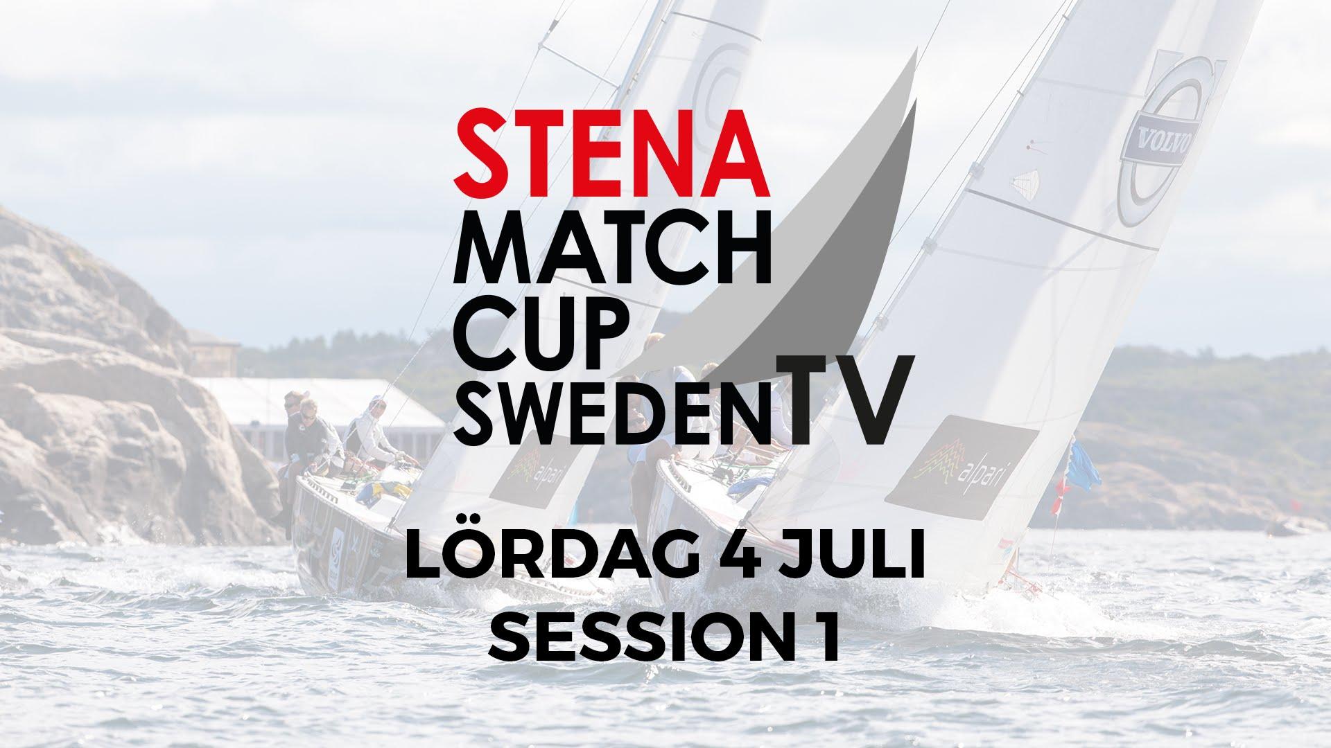 Stena Match Cup Sweden | live