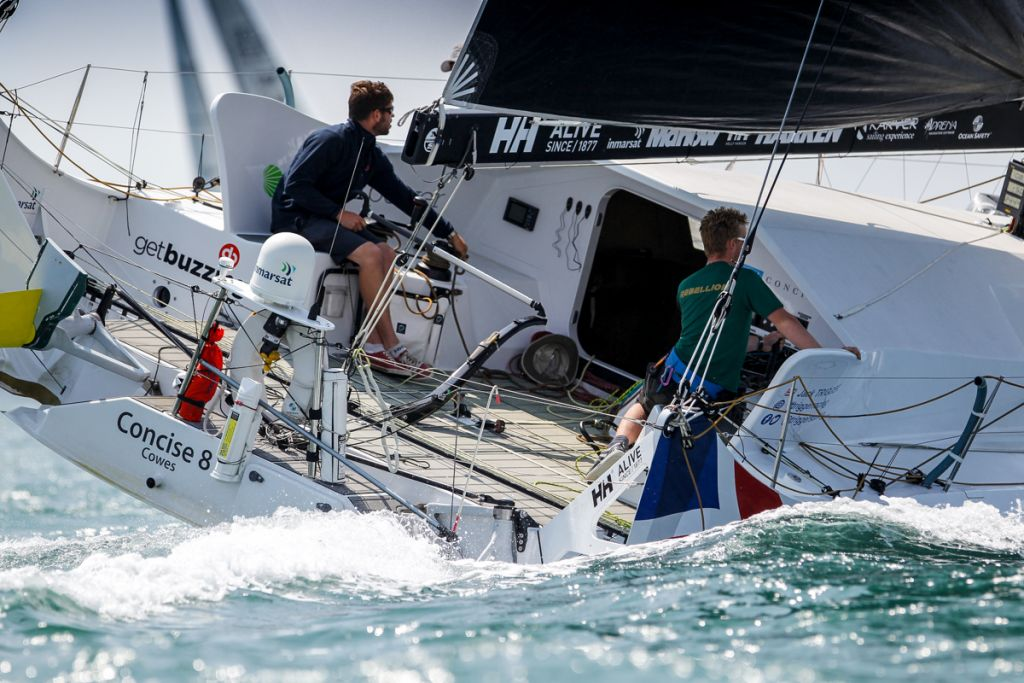 The RORC and the RYA go Double-Handed