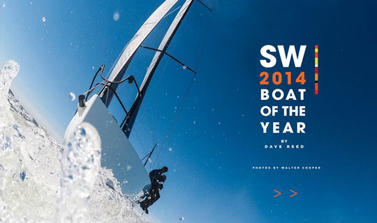 Sailing World | 2014 Boat of the Year