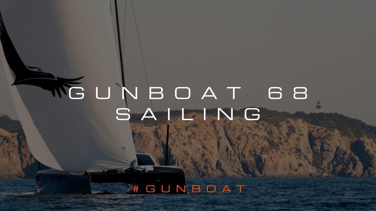 Sweet… Gunboat 68