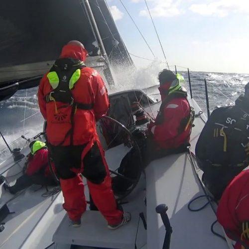 Teasing Machine @ Middle Sea Race 2017
