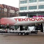 Bengt Falkenberg & Teknova kör M34