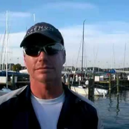 Terry Hutchinson   Melges 24 NA