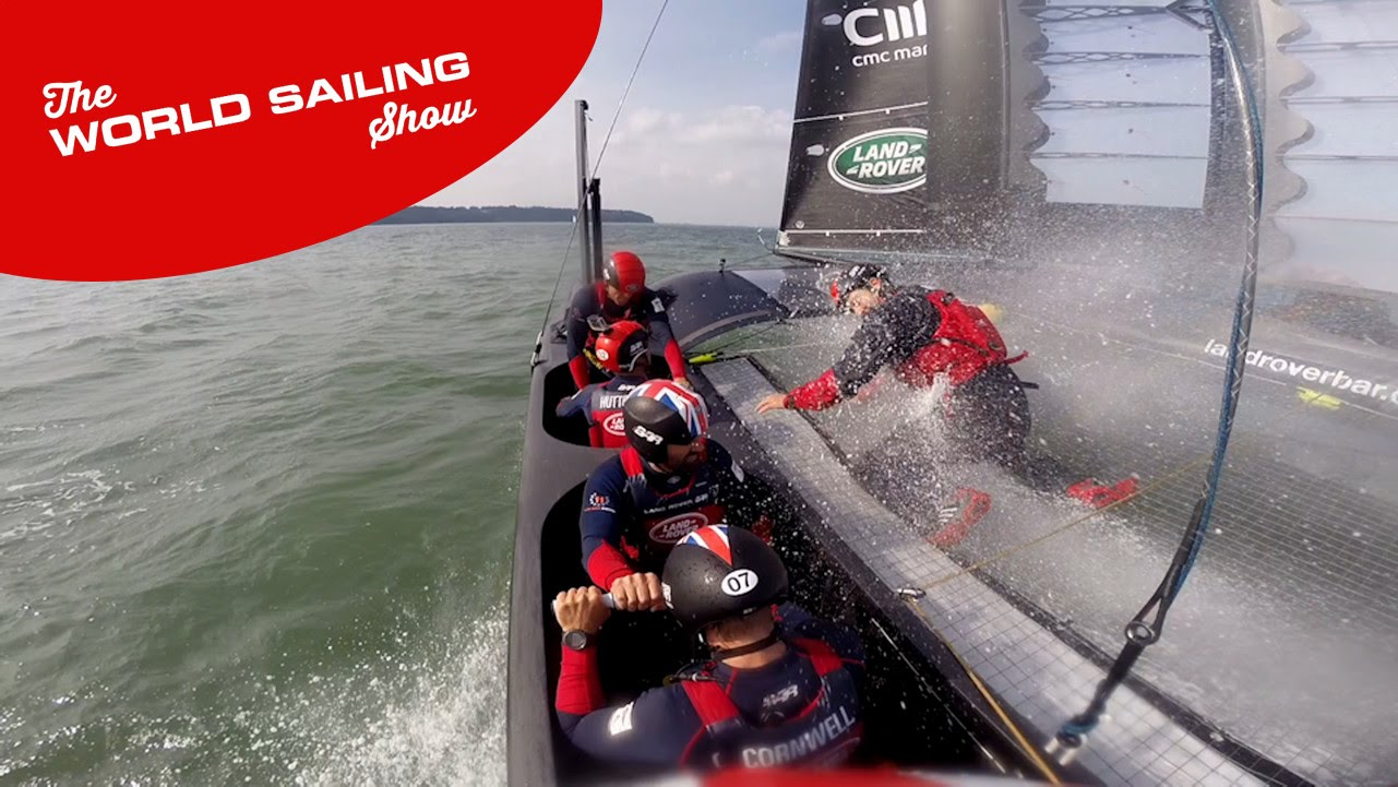 The World Sailing Show   March 2016